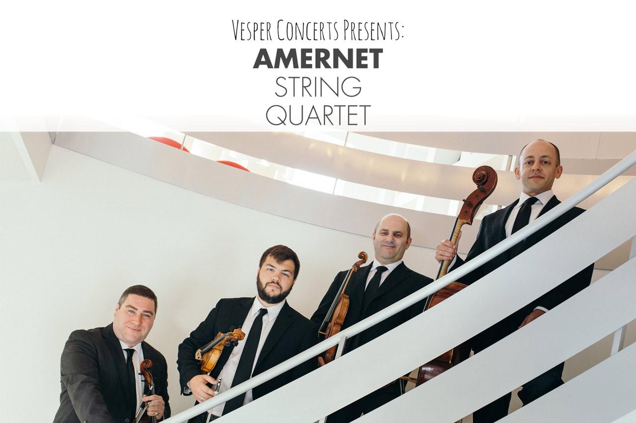 Amernet String Quartet, Omaha concerts