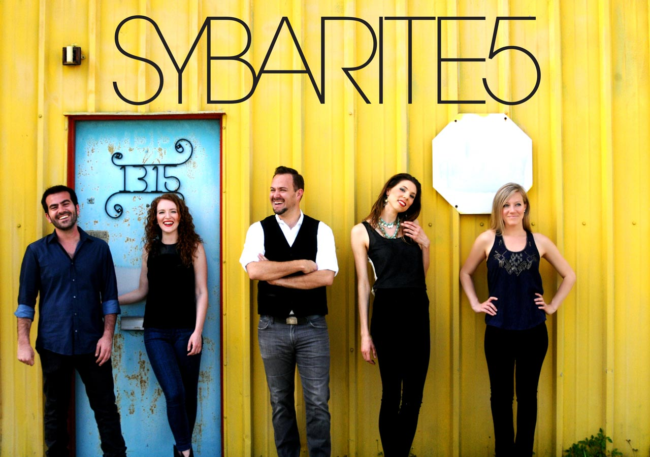 SYBARITE5, CONCERT