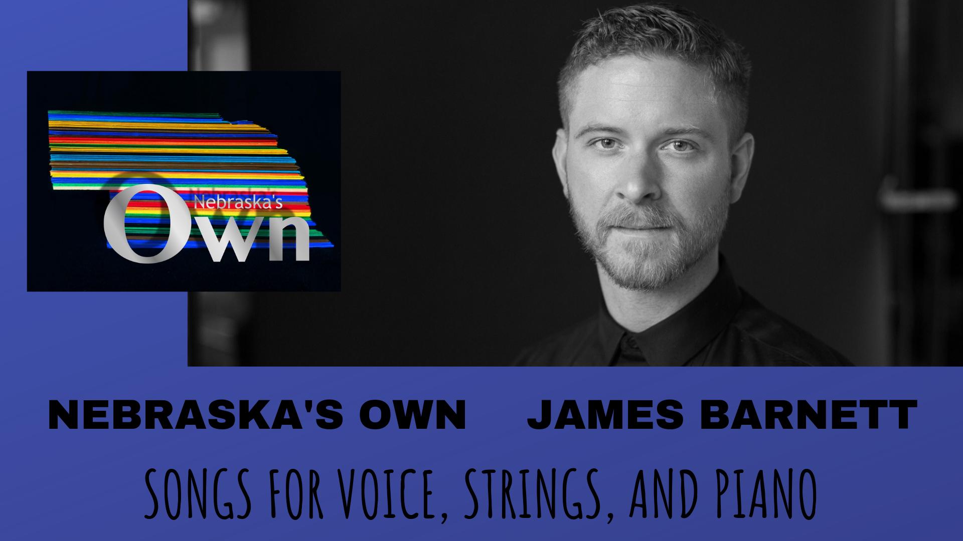 Nebraska's Own James Barnett