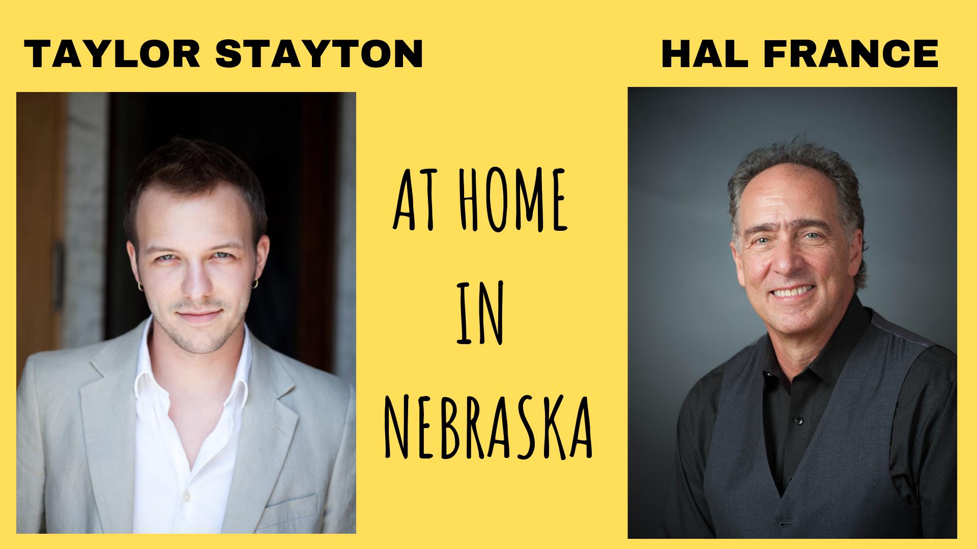 Taylor Stayton & Hal France